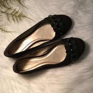 Faded Glory Dress Flats Size 7